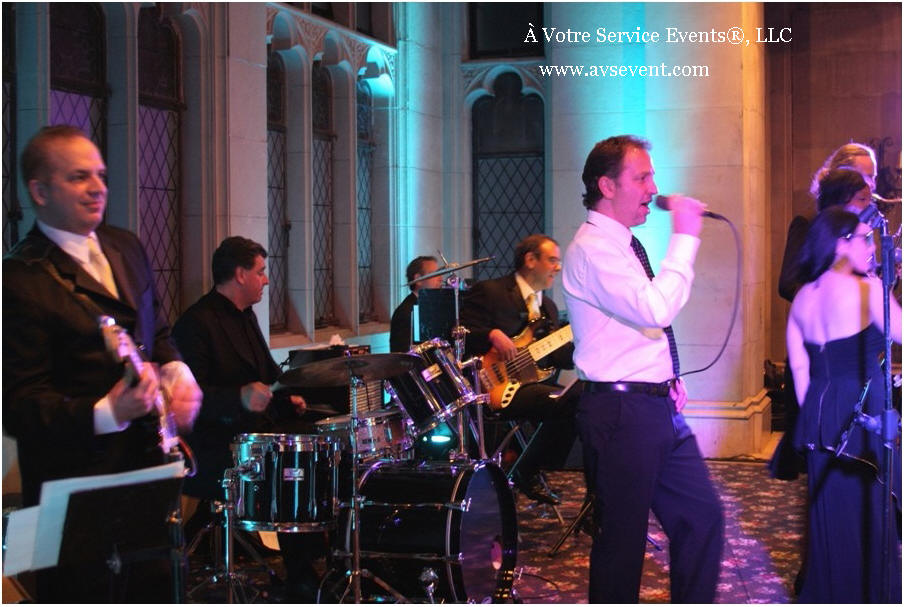 Live Wire Band entertainment