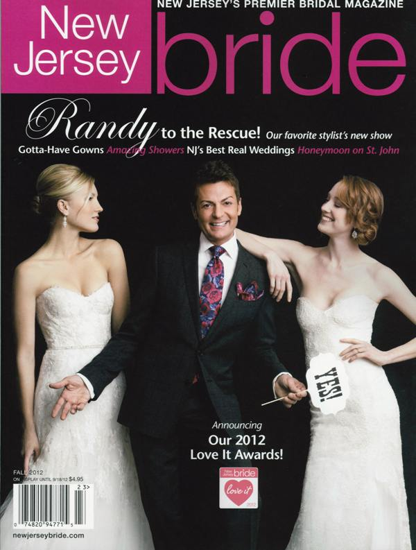 New Jersey Bride Magazine Fall 2012 NJ Wedding Planner
