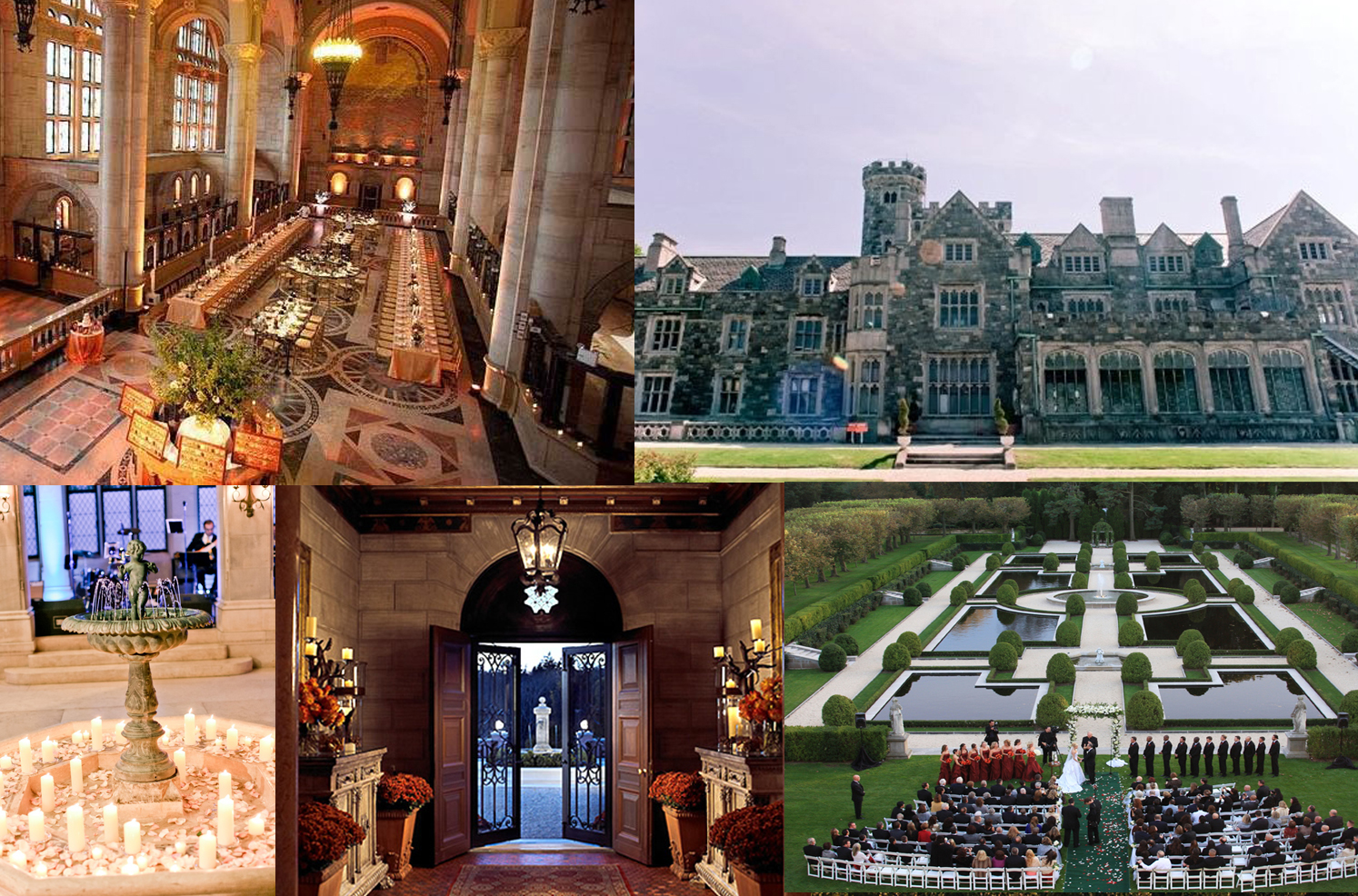 NY And NJ Wedding Planner Outdoor Wedding Platinum Castle Wedding NY NJ Indian Wedding NJ ...